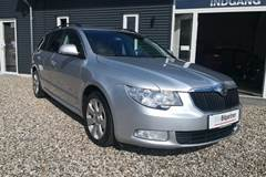 Skoda Superb TDi 105 Ambition Combi GL 1,6