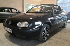 VW Golf IV Highline Cabriolet 1,6