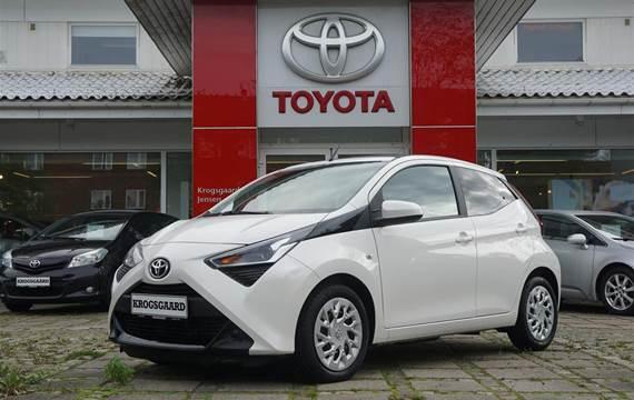Toyota Aygo VVT-I X-Sky + DAB+  5d 1,0