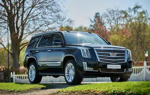 Cadillac Escalade 6,2 V8 Platinum AWD  8g Aut.
