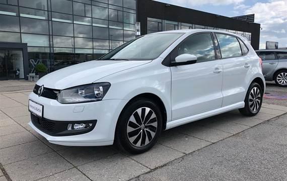 VW Polo BlueMotion  5d 1,0