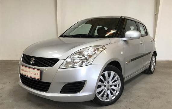 Suzuki Swift ECO+ S  5d 1,2