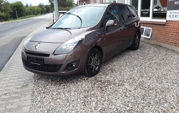 Renault Grand Scenic III dCi 130 Expression 1,9