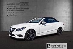 Mercedes E200 200  7G-Tronic Plus  Cabr. Aut. 2,0