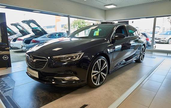 Opel Insignia Grand Sport  Direct Injection Turbo Dynamic 4x4 Start/Stop  5d 8g Aut. 2,0
