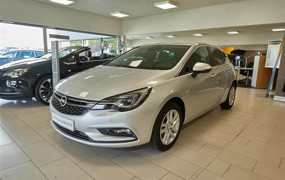 Opel Astra 1,0 Turbo ECOTEC Excite  5d