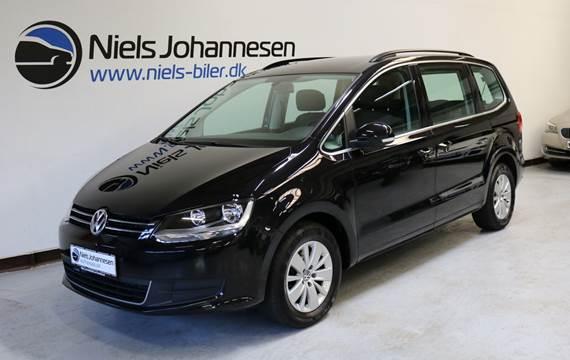 VW Sharan TDi 140 Comfortline BMT 7prs 2,0