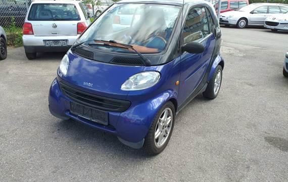 Smart City Coupé Passion 55 aut. 0,6