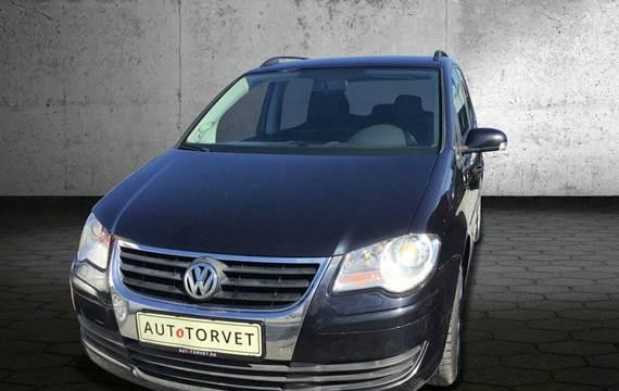 VW Touran TDi 100 Trend 7prs 1,9