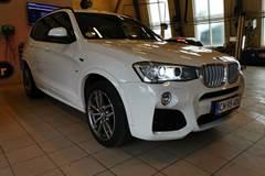 BMW X3 xDrive30d M-Sport aut. 3,0