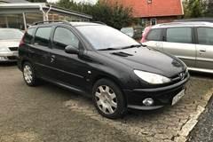 Peugeot 206 Edition S SW 1,6