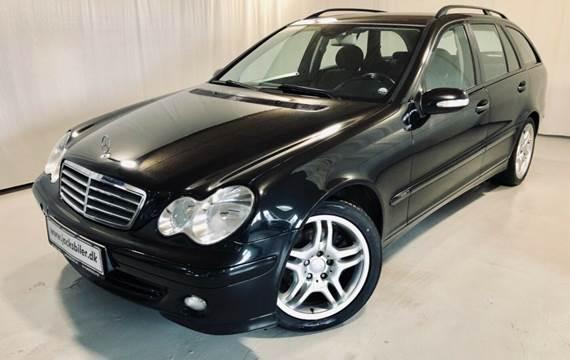 Mercedes C230 Komp. Classic stc. 1,8