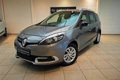 Renault Grand Scénic DCI Limited  6g 1,5