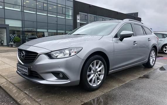 Mazda 6 Skyactiv-D Vision  Stc 6g 2,2