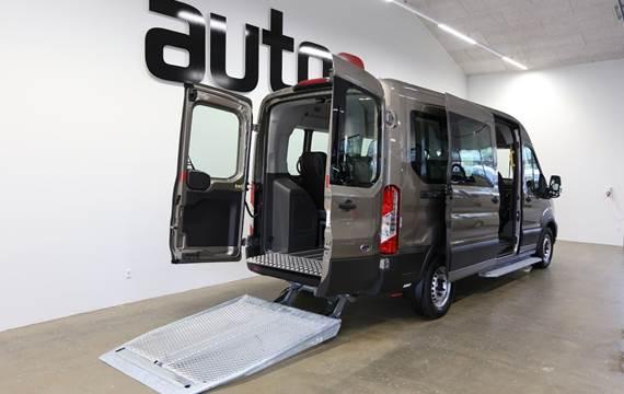 Ford Transit 350 L2 Kombi TDCi 130 Ambiente H2 FWD 2,0
