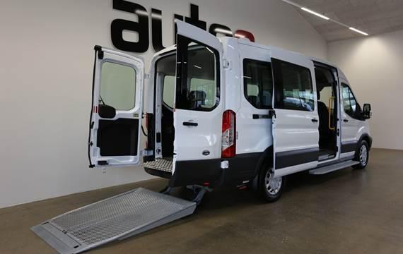 Ford Transit 350 L3 Kombi TDCi 130 Trend aut. H2 FWD 2,0