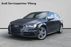 Audi S3 TFSi SB quattro S-tr. 2,0
