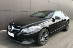 Mercedes E350 Coupé aut. BE 3,5
