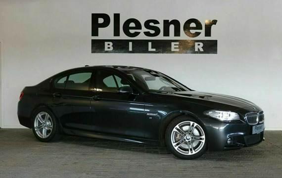 BMW 525d M-Sport aut. 2,0