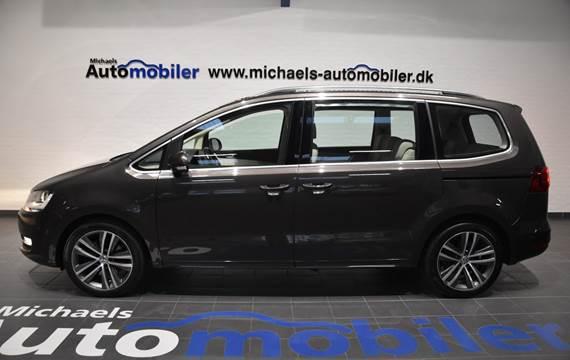VW Sharan TDi 150 Highline DSG 2,0