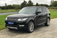 Land Rover Range Rover sport SDV6 HSE Dynamic aut. Van 3,0