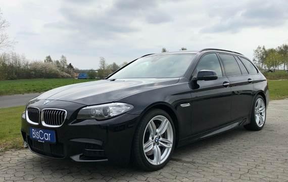 BMW 530d Touring aut. Van 3,0