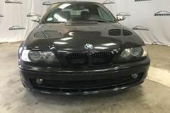 BMW 323Ci Cabriolet aut. 2,5