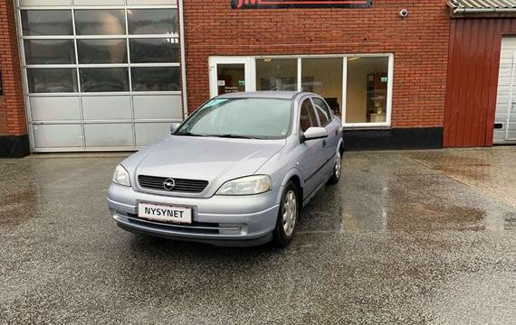 Opel Astra 8V Club 1,6