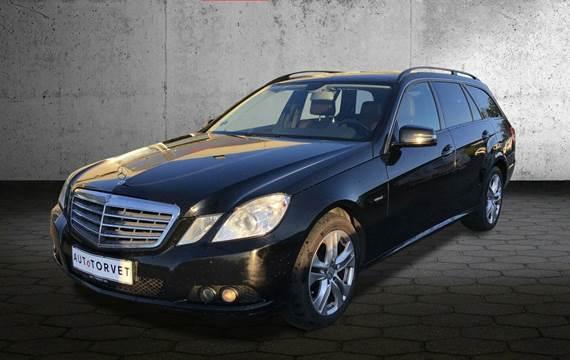 Mercedes E250 CDi stc. aut. BE 2,2