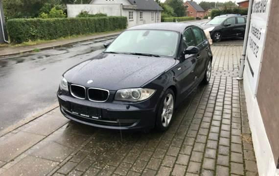 BMW 120d Advantage Van 2,0