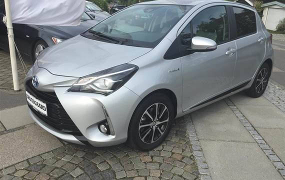 Toyota Yaris B/EL H3 E-CVT  5d Trinl. Gear 1,5