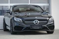 Mercedes S500 AMG Line Coupé aut. 4,7
