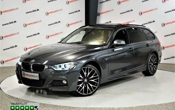 BMW 320d Touring xDrive aut. 2,0