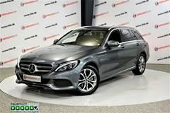 Mercedes C220 d Avantgarde stc. aut. 2,2
