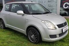 Suzuki Swift DDIS GL-A  3d
