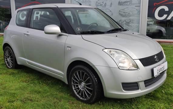 Suzuki Swift DDIS GL-A  3d