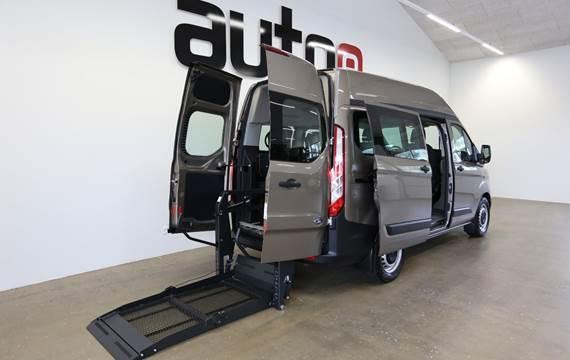Ford Transit Custom Kombi 320S TDCi 130 Ambiente aut. 2,0