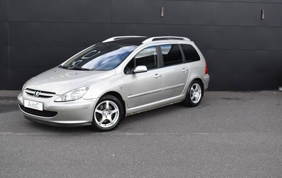 Peugeot 307 HDi SW 2,0