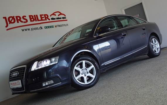 Audi A6 FSi 190 Multitr. 2,8