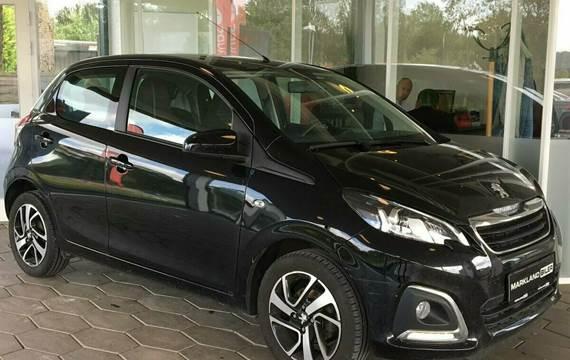 Peugeot 108 e-VTi 69 Active 1,0