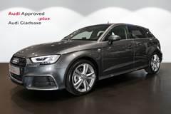 Audi A3 TFSi Sport SB quattro S-tr.