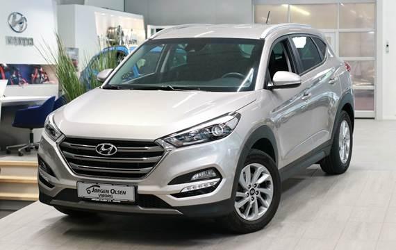 Hyundai Tucson GDi Trend 1,6