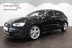 Audi A3 TDi Sport SB S-tr.