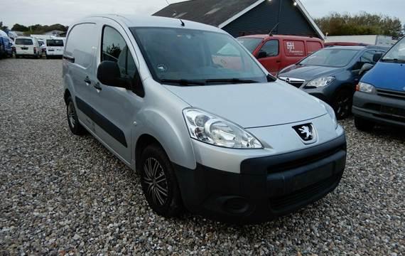 Peugeot Partner HDi 90 L1 Van 1,6