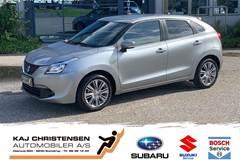 Suzuki Baleno Dualjet 16V Exclusive  5d 1,2