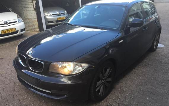 BMW 116d D  5d 6g 2,0