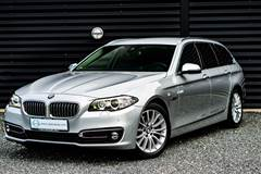 BMW 520d Touring Luxury Line xDrive aut 2,0