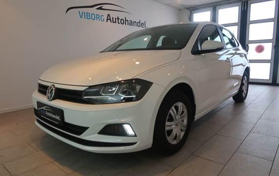 VW Polo MPi 75 Trendline 1,0
