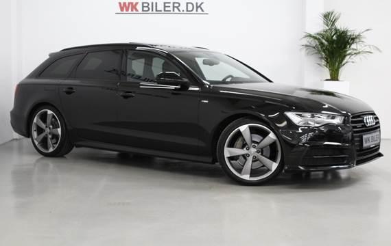 Audi A6 TDi 272 S-line Avant quat S-tr 3,0