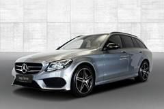 Mercedes C250 d AMG Line stc. aut. 2,2